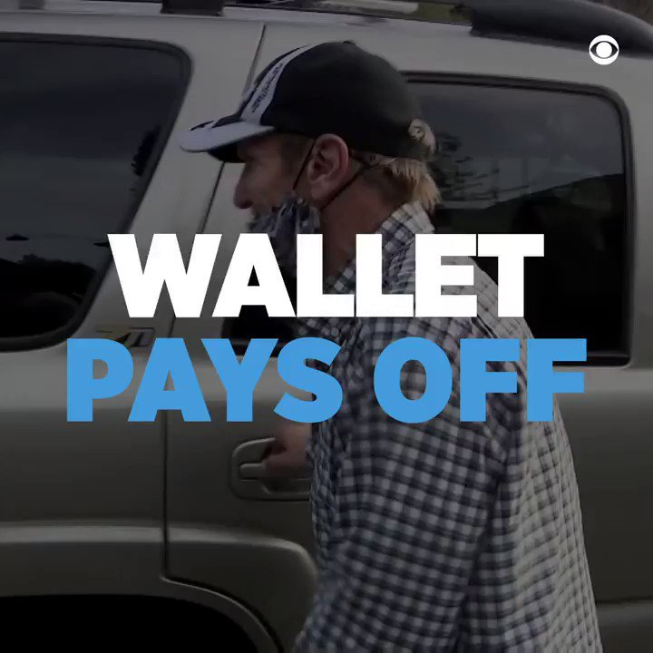 ON A POSITIVE NOTE A @GoFundMe started for an unhoused man who returned a wallet has raised over $52,000...showing good deeds don't go unnoticed.