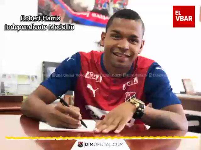 """#YoEscuchoElVbarCaracol  🎙️""""Espero llegar a ser como Neymar o mejor que él"""": Robert Harris  🗣️Escuche al jugador de Independiente Medellín en charla con El Vbar Caracol  📻En Medellín: 750AM-90.3FM de Lunes a viernes, 2 a 4 pm por @CaracolRadio"""