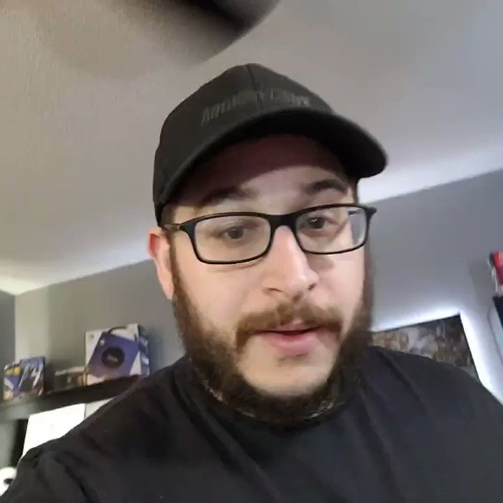 AnthonyCSN - Going live on Twitch with new Cyberduck merch!!!