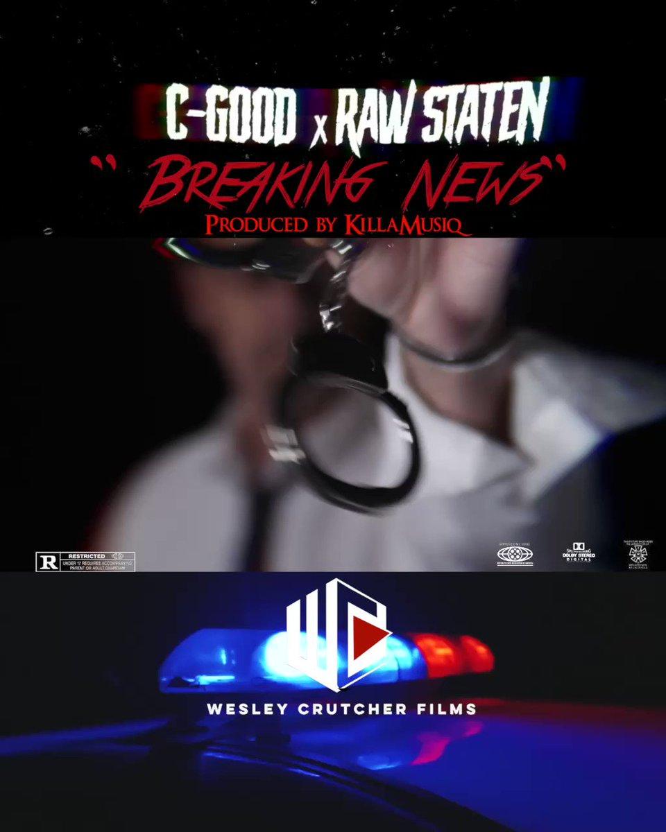 🚨BreakingNews🚨 video this #Thursday  @rawstaten #BreakingNews #Video #Premiere #Music #Allure #AMG #LetsGo 🔥🔥🔥🎥🎥