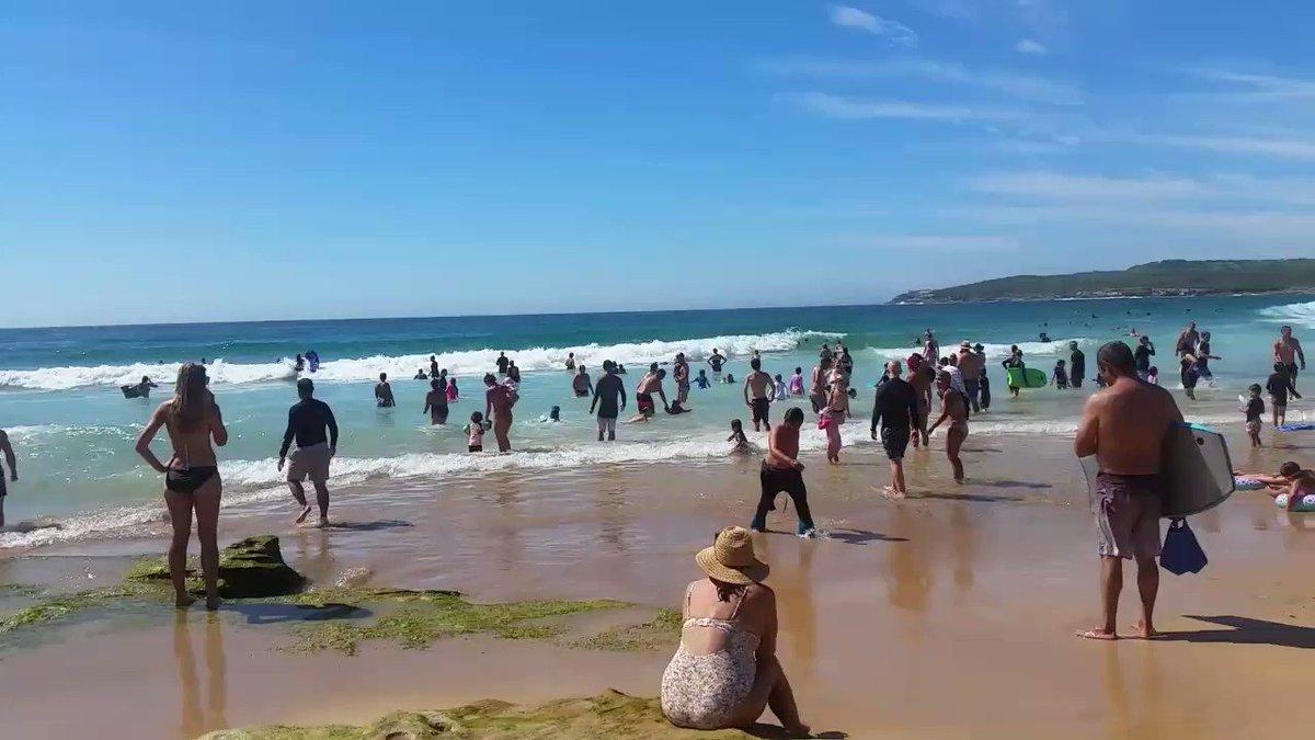 #Maroubra #Beach #Action