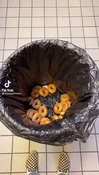 """The way restaurants """"have"""" to waste food is sick"""