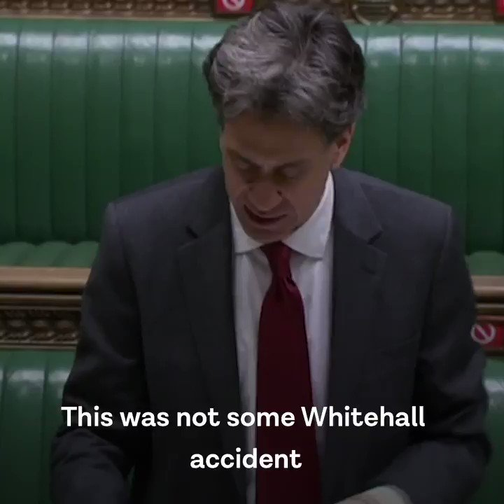 The very fact Ministers have even been considering cutting workers rights speaks volumes. The Business Secretary cant get away from his back catalogue which exposes a systematic set of beliefs and shows they cannot tackle inequality in the workplace. Me in the House yesterday: