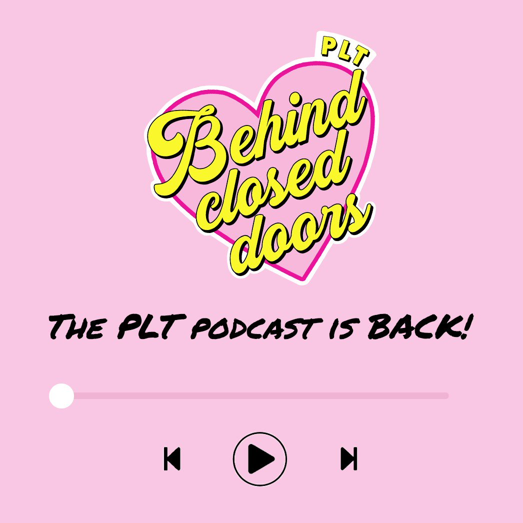 Season 7 of the PLT podcast is back! 🎙️ Tune into Episode 1 on Tuesday 2nd Feb @ 8:00am for all of the pipin' hot tea your lockdown needs! 🤩 Subscribe now 👉 apple.co/3iLcpG2