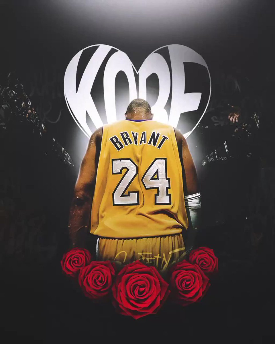 Today and every day, the world remembers an icon. We honor your life, your legacy, your forever. Kobe ♾ Gigi 🙏