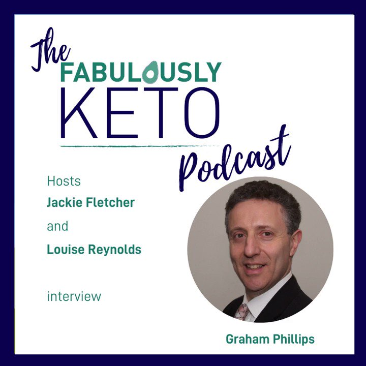 """""""if you've had 2 nights of bad sleep and you have a flu jab, it will half the effectiveness""""  To watch the full episode of @grahamsphillips with @FabulouslyKeto, click here:  #diabetes #health #wellness #healthy #healthylifestyle #bloodpressure #hearthealth"""