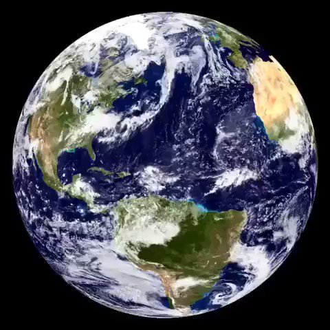 """""""That's home. That's us. On it everyone you love, everyone you know, every human being who ever was, lived out their lives...the pale blue dot, the only home we've ever known""""  - Carl Sagan   We have the solutions. Protect people & the planet.  #ActOnClimate"""