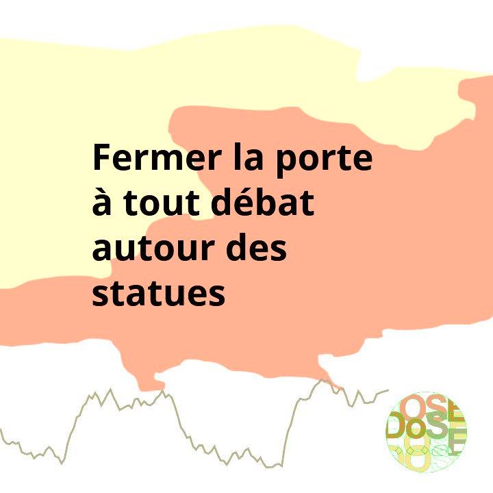 Y a-t-il déjà eu des statues déboulonnées en France ? Lesquelles ? Et pour quelles raisons ?  Cette semaine dans La Dose, @kvdonat, guide-conférencier, créateur du @LeParisNoir et co-auteur de @LeTchipPodcast, répond aux interrogations d'un auditeur.