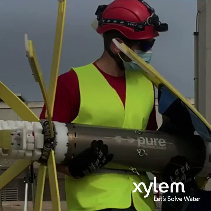 Cutting-edge Xylem technologies are helping utilities optimize spending and service for customers. Find out how our @PTLNews pipeline assessment tech ...