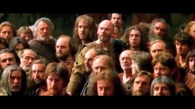"""""""You think the people of this country exist to provide you with position. I think your position exists to provide those people with freedom."""" - #braveheart"""