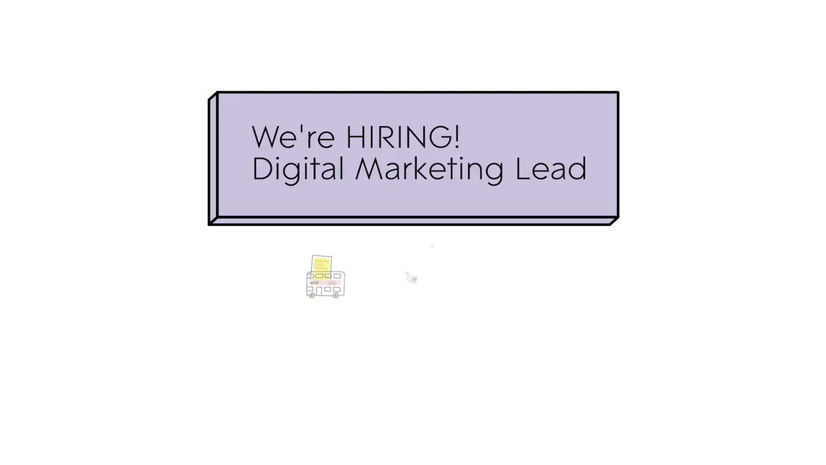 We're HIRING!! We're on the look-out for a super talented Digital Marketing lead who's a creative soul with an analytical mind. Must have 3 years' minimum digital agency experience with a rounded digital skillset.Apply here: https://t.co/Iz3fsBnNON #Jobs #DigitalMarketingJobs