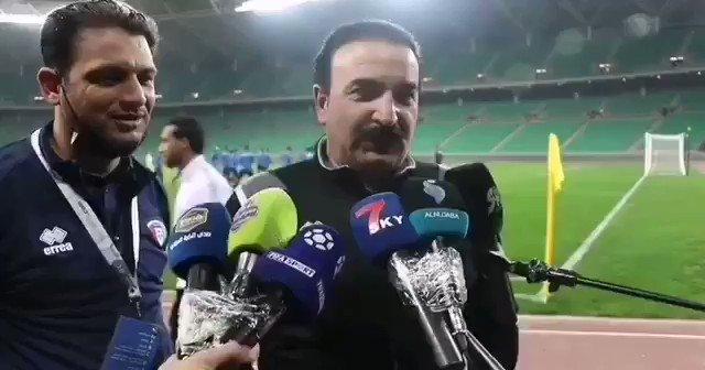 مدير العلاقات في الاتحاد الكويتي عبد الصمد الشطي  :- العراق قادر 100% على إستضافة خليجي 25 🔥