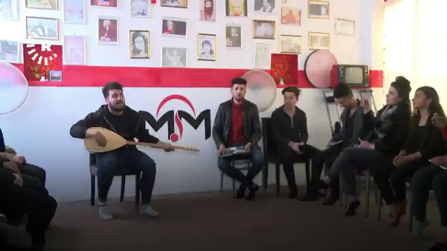 In Shingal's Khanasor town, Yazidis are taking to musical instruments to heal from their pain. The Mirzo Institute for Music opened last year to aid survivors of the Islamic State (ISIS) group's genocidal campaign beginning in 2014 with music.