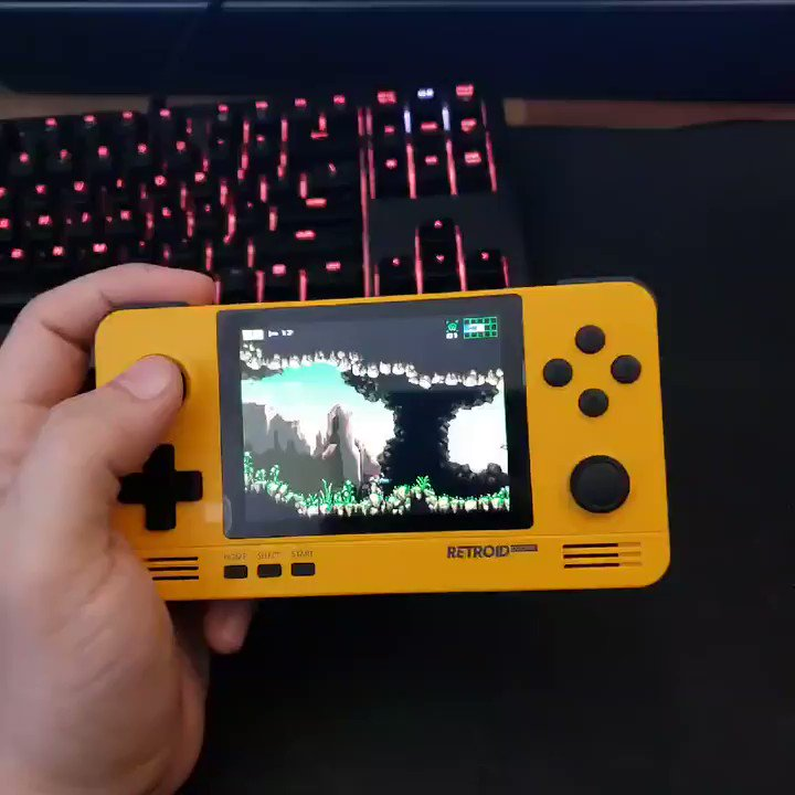 AnthonyCSN - Comes with Metroid Am2r!!!