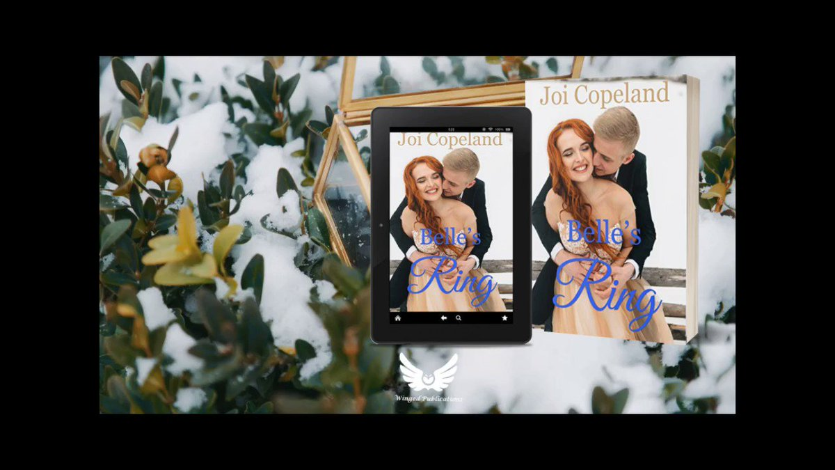 Belle's Ring by Joi Copeland   Belle longs to be rid of Jax Crawford, but the pesky man won't leave her be. If Belle does let Jax back in her life, will her heart be content with just friendship, or will she long for more? #love