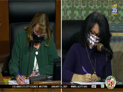Meanwhile at the Los Angeles City Council meeting...  https://t.co/n4PyvoaEDo