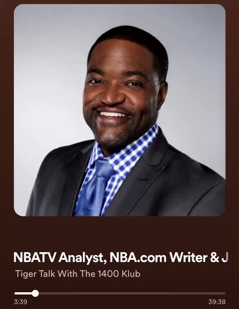 We rewind back to our April 20th interview with the late @SekouSmithNBA. He was always such a joy to talk to, whether it was about his JSU days, the #NBA, or just life! This is truly a tough one. He will be missed! #SekouSmith
