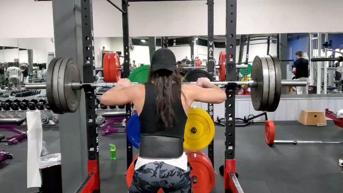 162 Body Weight Squat 315lbs 3 Reps #18YearsOld #Men #FitnessModel #Model #Motivation #Fit #Fitness #Legs #Quads #LegDayWorkOut #LegDay #Athlete #Squat #Squatting #Mucsles #Mucsle #WeightLifting #Weights #WorkOut #BodyBuilding #BodyBuilder #Gains #GymLife #GymFreaks #Health #Mass