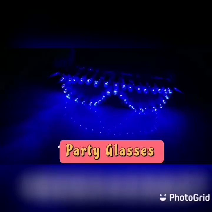 @RTNiaga LED Party Glasses 👓 #Bluetoothspeaker #BT #FM #radio #wireless #Android #Apple #TWS #rechargeable #microphone #portable #outdoor #indoor #entertainment #3D #superbass #surround #hifi #Headphones #earphone #party #pubs #entertainment #music #clubbing #Animation #Apple