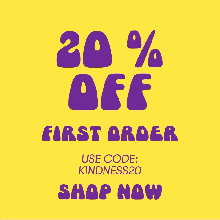 Reminder✨: 20 % off FIRST ORDER use code: KINDNESS20 on your favourite sustainable socks online! #KindSocks #StyleWithKindness #fun #smallbusiness #socks #memes #love #smallbusinessowner #sockswag #sustainablefashion #sustainabledesign