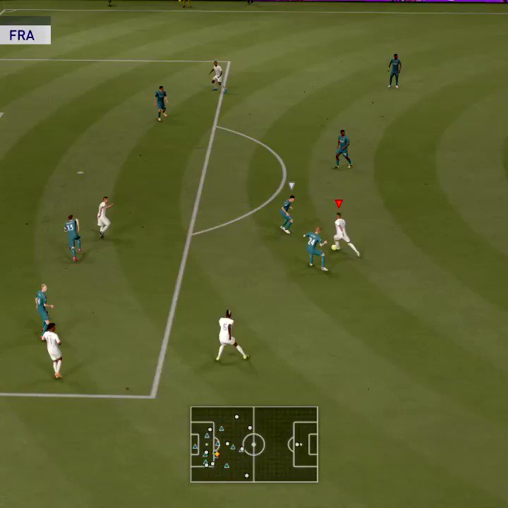 Can believe pogba could score from there.   #FIFA21 @paulpogba   #fut21 #bestgoals #goals #france #mbappe #skills #skiller #Trending #tricks #finesse #shot #LongShots #soccer #football #EASPORTSFIFA #PlayStation5 #PS4 #Xbox #CR7 #Messi #XMenVote #NCT127DAY
