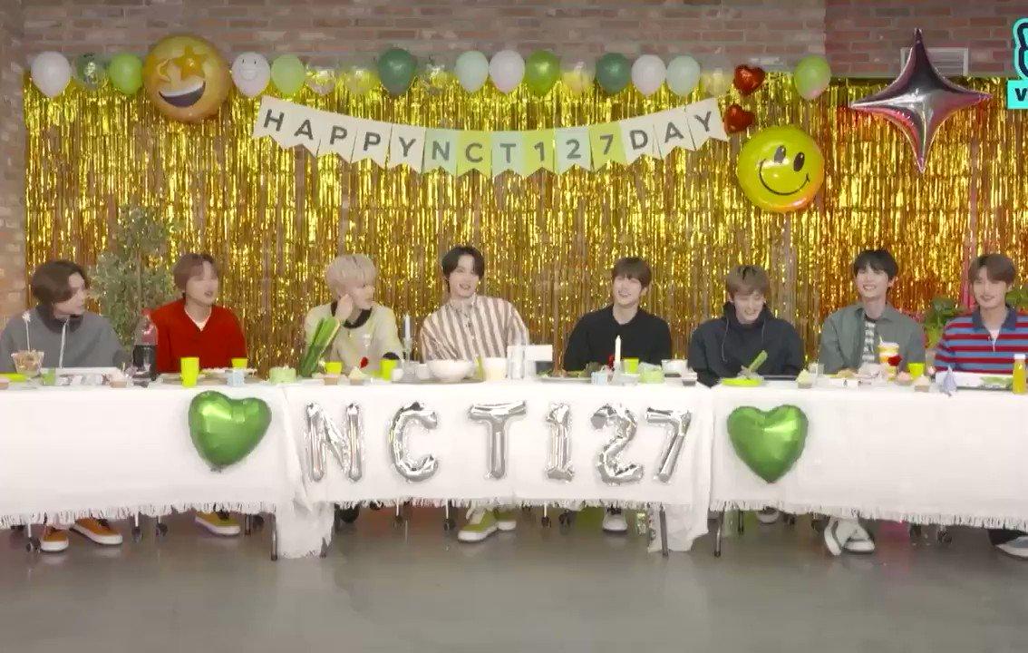(🎬) 210127 💚 NCT 127 DAY, เจอกันวันนี้ 💚 #NCT #NCT127 #NCT127DAY #HAECHAN #해찬 #NCT해찬 #NCT_DOYOUNG #NCT_도영   คุณแฮชานบอกว่าตอนที่หิมะตกพวกเขาไม่สามารถสั่งอาหารเดลิเวอร์รี่มาทานได้ (ต่อ)