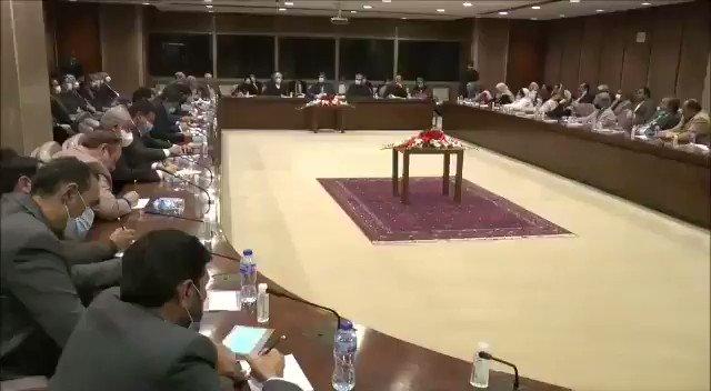 Prime Minister @ImranKhanPTI chairs Parliamentary Party meeting.  #APPNews #Pakistan #PMimranKhan #PMIK #Islamabad  @PakPMO @ImranKhanPTI @shiblifaraz @MoIB_Official