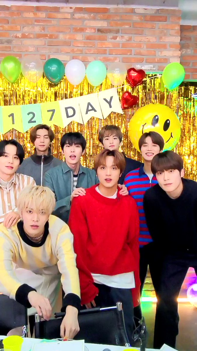 HAPPY #NCT127DAY !!! 💚  #NCT127 #NCT #들어_축배_127데이