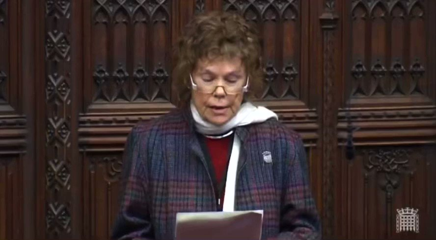 "What a lady, you couldnt imagine she was a labour MP could ya? ""Isn't it time that the government recognises that older people are turning off the BBC, and younger people have never even turned on?"" @CatharineHoey 👏"