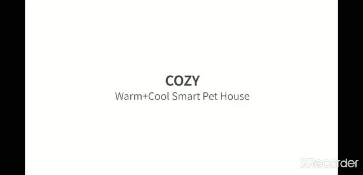 INSTACHEW Cozy Gen 2 Smart Pet Cave #cats #catsofinstagram #cat #of #catstagram #instagram #catlovers #catlover #catlife #instacat #meow #pets #kittens #kitten #kitty #catoftheday #love #cute #pet #animals #dogs #gatos #world #gato #petsofinstagram