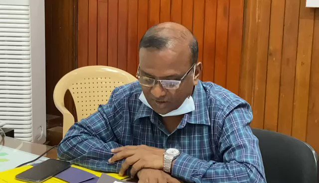 Part 1.  One on One with Secretary Labour Valavan IAS, and his team. Working to energise every desk of every department.  Summing up by PS Sridhar.
