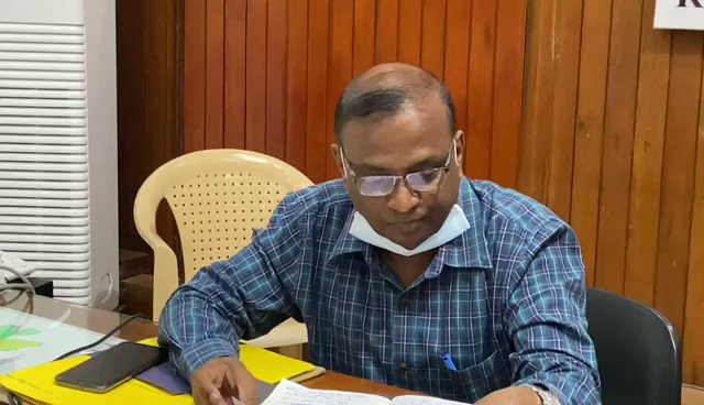 Part 2.  One on One with Secretary Labour Valavan IAS, and his team. Working to energise every desk of every department. For maximum employment generation in Puducherry for the youth.  Summing up by Pvt Sec, Sridhar.