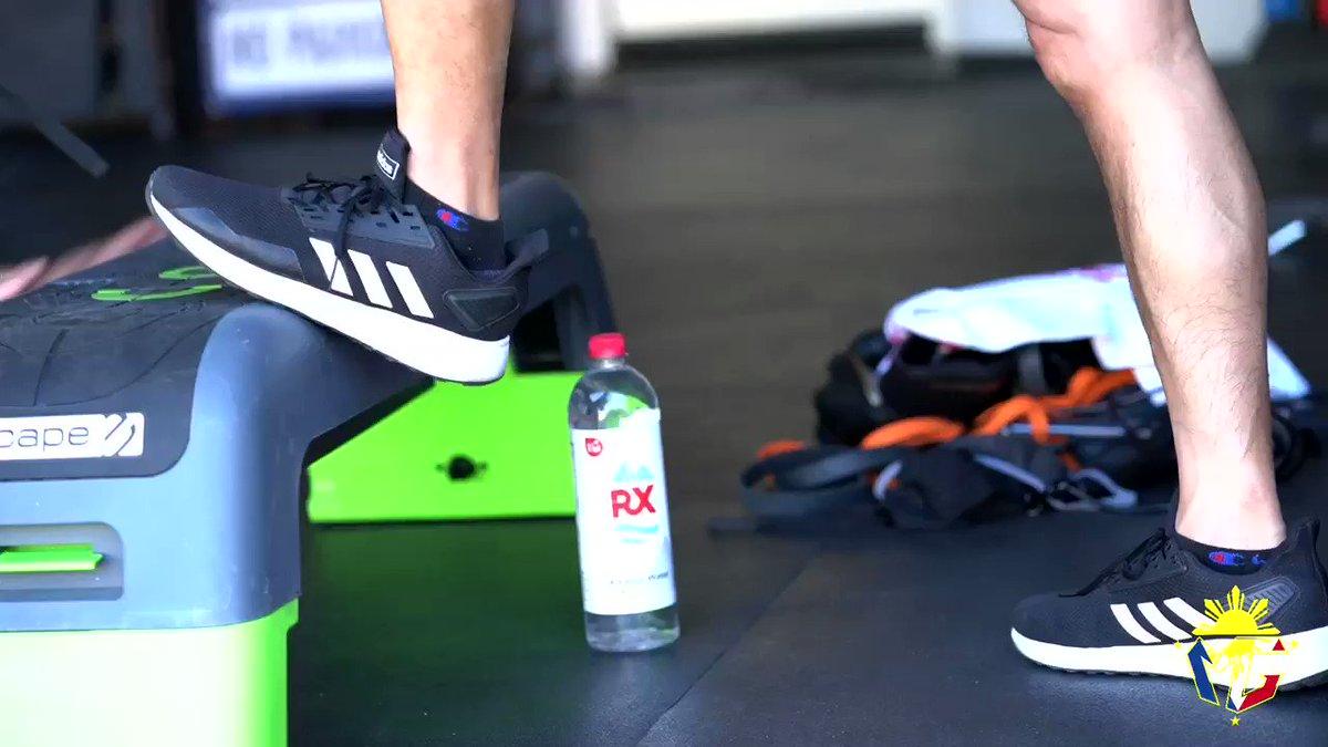 Always be training #ABT and making sure I stay hydrated with my @drinkrxwater! 💦💦 #StayingReady #ReadyForSport #GoldenBoyBoxing   #DrinkRxWater #TeamRx #Boxing #Training #MercitoGesta  @wbccares @WBCBoxing @GoldenBoyBoxing @mrboxingguru @chrisdessalles @cs_adidas @adidas