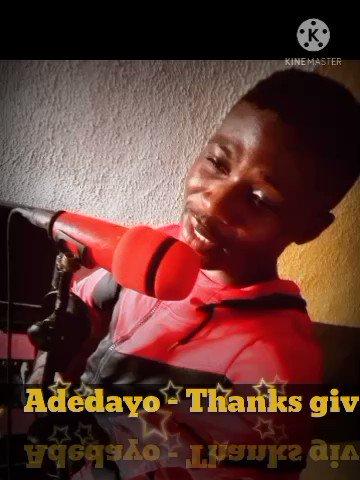 #Ewi #Thanksgiving  #Wordsmith #Agbedeoro #Adedayo