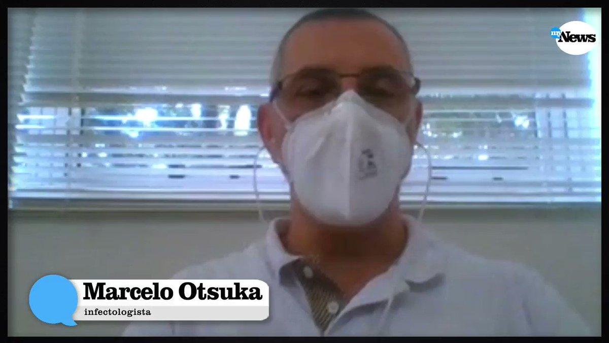 O que a #variante do Coronavírus, que já circula no Brasil, tem de diferente? No #AlmoçodoMyNews, conversamos com o infectologista Marcelo Otsuka sobre as mutações do vírus que causam a Covid-19. Saiba mais na íntegra: . #MyNews