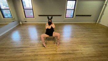 #burlesque #dancer #inthismoment