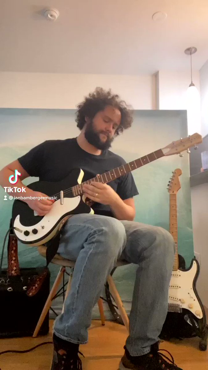 Here's a little new groove! #rock #guitar #jam #musician