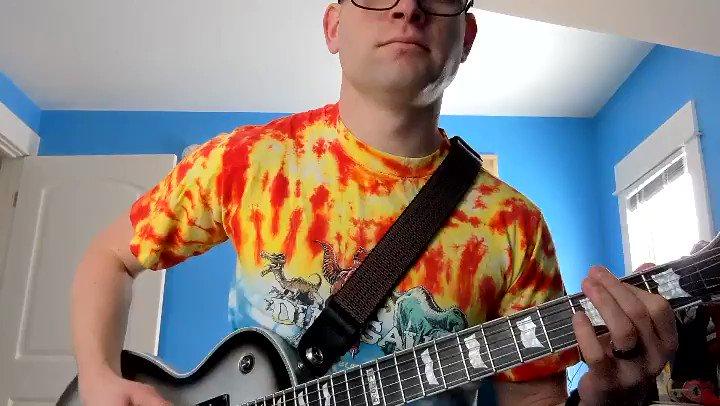 Time for another fan favorite - Mandatory Suicide by Slayer! #slayer #metal #thrashmetal #heavymetal #metalhead #metalfan #guitar #guitarist #electricguitar #guitarra #guitarrista #gitar #guitare #kerryking #jeffhanneman #tomaraya #davelombardo #dinosaur #80smusic #80s #ghidorah