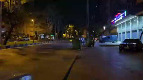 """#Tripoli  #Lebanon  #Breaking  At Least 9 Officers Injured After Protesters in Lebanon's Tripoli Attack Police With Live Grenade  #BreakingNews  Unbelievable amounts of gunfire across Tripoli tonight. ISF have vowed to be """"strict"""" with people attempting breach the Serail ⤵️"""