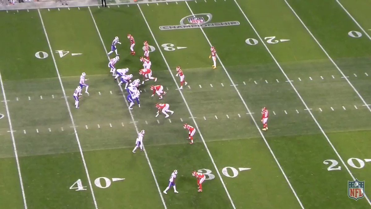 The Chiefs secondary was all over those Buffalo receivers in the #AFCChampionshipGame - here's how they throw off the timing between them & Josh Allen and how they took away those big plays.  #NFL #Footballtalk #FilmRoom #WeeklyBreakdown #ConferenceChampionships #BUFvsKC @Chiefs