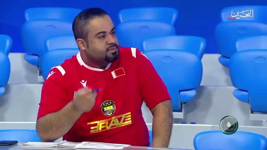 📌هجوم بعض الاعلامين على نتائج منتخب البحرين المشارك في #كاس_العالم_لكرة_اليد   🔘تتفق معهم او تختلف ؟