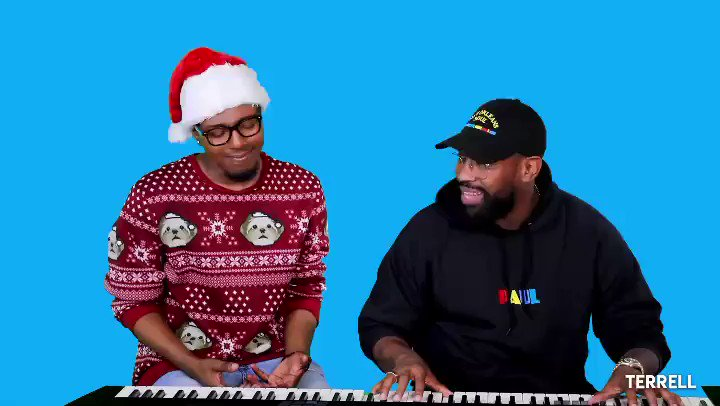 Need some good vibes? Do yourself a favor and watch @pjmorton on this episode of #songassociation with @terrellgrice 🔥  #SuperBowlGospel #pjmorton #songassociation #SangIt