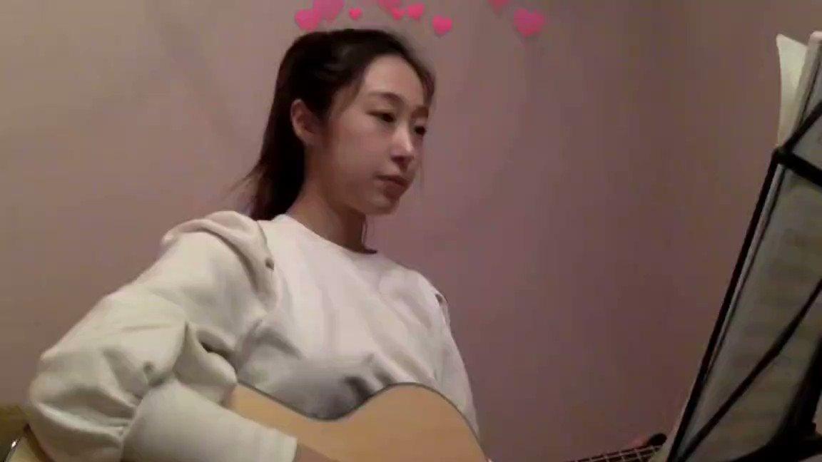 210128 수빈 인스타그램🍑  사랑하기때문에 처음 연습한 날 ❤!  #우주소녀 #수빈 #WJSN #SOOBIN