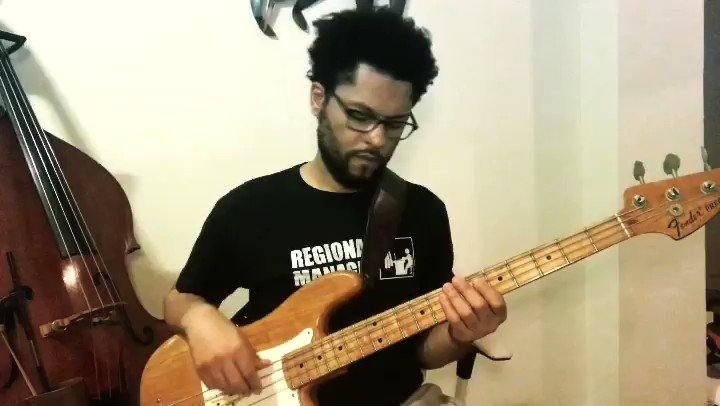 This #BassLine played by @JuniusPaulMusic is the best way to end #HumpDay!  #Day24 #100BassLines #WednesdayLove #LoveTape #MarquisHill #Bass #BassPlayer #Bassist #ElectricBass #ElectricBassist #BassPlayersUnite #BaixoNatural #Jazz #Soul #BAM