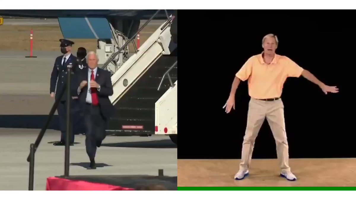 Is former VP #Pence still running since that time the at-the-time President #tRump tried to off him during his #American Insurrection Day festivities?