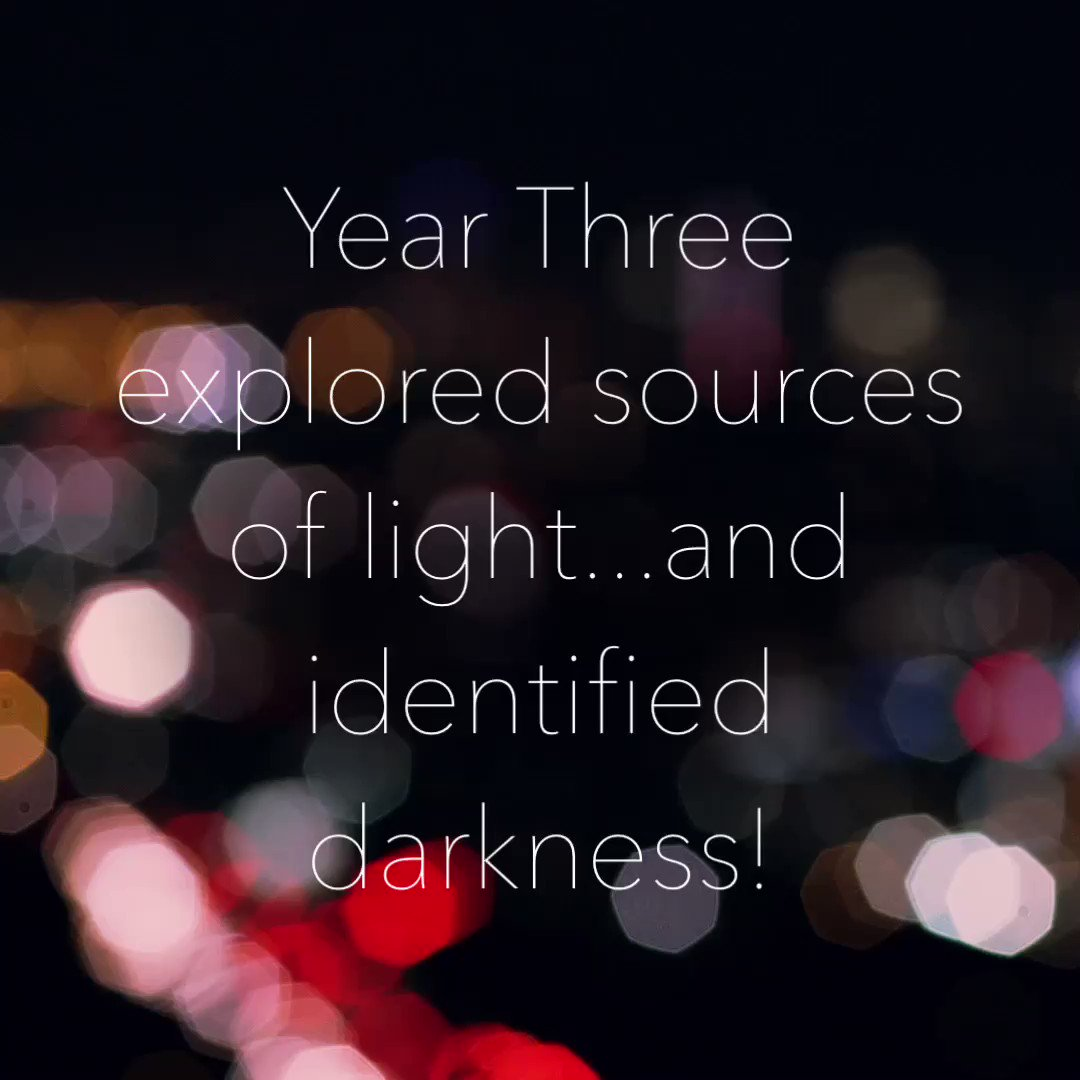 Year Three exploring sources of light and identifying darkness by creating dark dens. All in a day's work for our young scientists ! #science #remoteteaching #contentandconnections