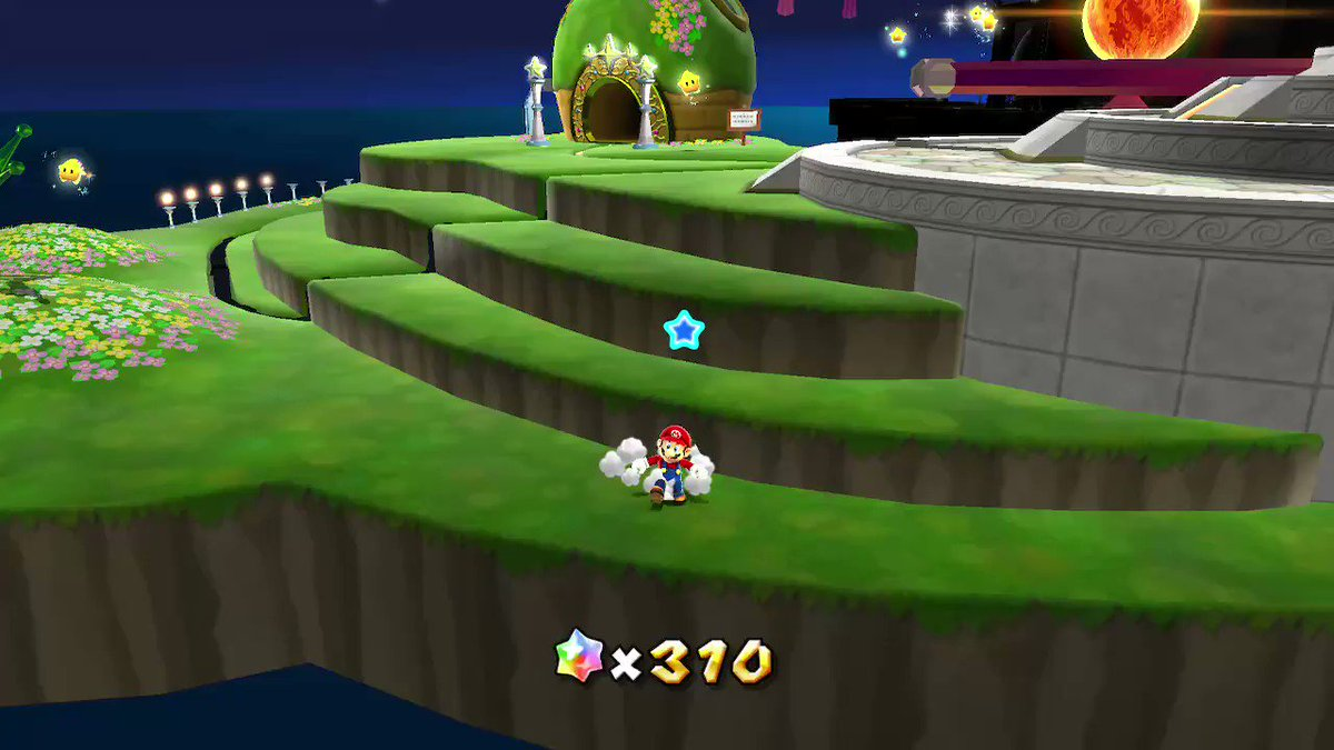 Igual llevo toda la mañanala así, haciendo el tonto >.<  #SuperMario3DAllStars #NintendoSwitch