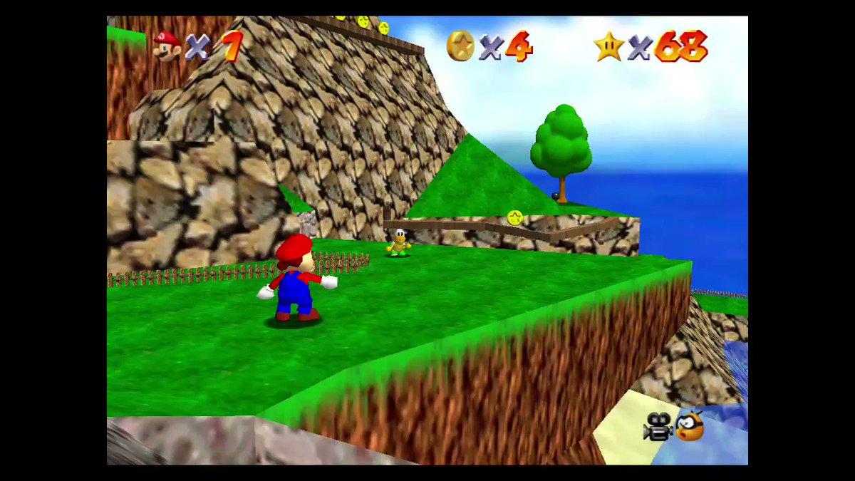 Bye bye! #SuperMario3DAllStars #NintendoSwitch
