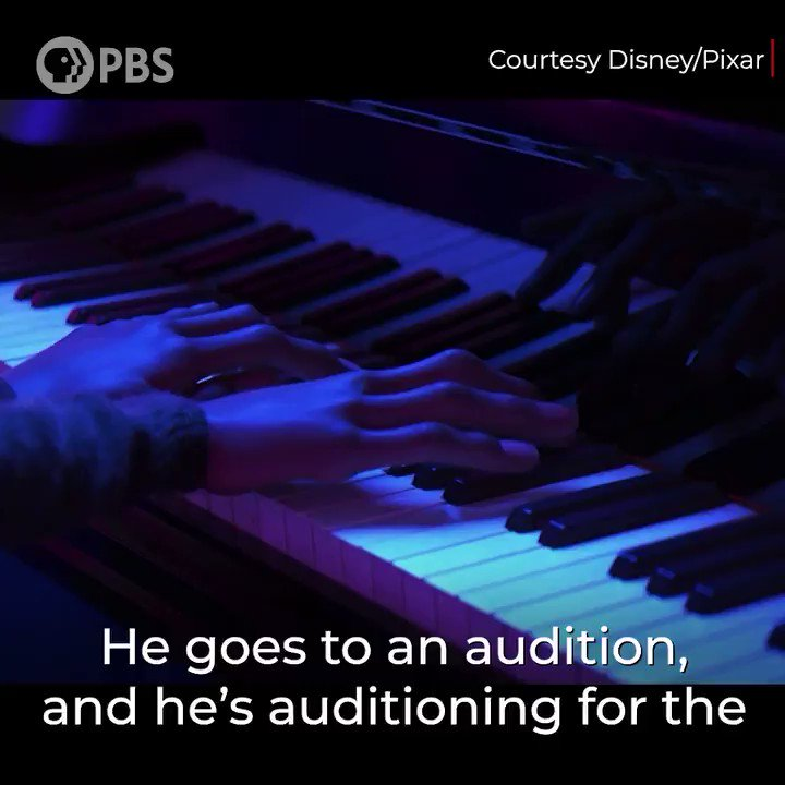 """Musician Jon Batiste tells the story of an audition for Abbey Lincoln that inspired one of the scenes in Pixar's """"Soul."""" @MichelMcQMartin @JonBatiste"""