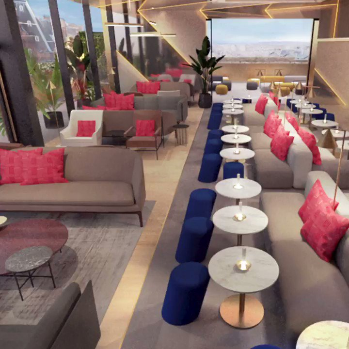 The best way to appreciate the beauty of Edinburgh is from above. 1820 is a rooftop terrace overlooking the city and is the ideal spot for a little break. Be the first to know – register for updates: spr.ly/6017HnFlS #jwprincesstreet #johnniewalker